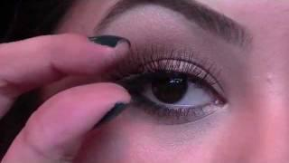 BASICS: False Lashes (Application, Tips&Tricks)
