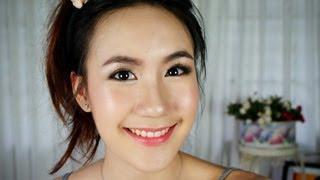 Dewy Skin Makeup Tutorialแต่งหน้าสดใส ผิวฉ่ำวาว By Mayy R