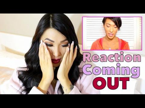 National Coming Out Day Reaction