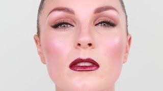 Rihanna M.A.C Makeup Tutorial