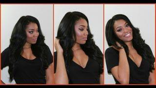 Installing, Layering,&Styling My DIY Custom Wig With Lace Closure