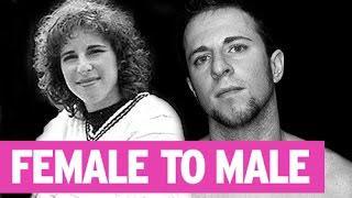 FEMALE TO MALE TRANSITIONS W/ LESBIAN GF