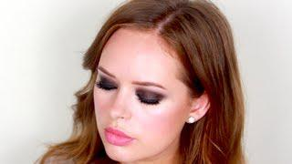 Easy Smoky Eye Makeup Tutorial! | Awesome August!