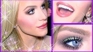 ❄ Easy Holiday Makeup! ❄   Gigi
