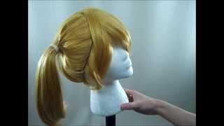Tutorial: How To Fix Specialty Ponytail Wigs And
