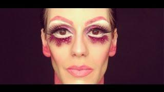 Priscilla Queen Of The Desert Inspired Makeup