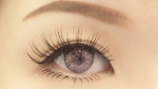 How To : Put On And Remove, Top False Lashes; Bottom False Lashes