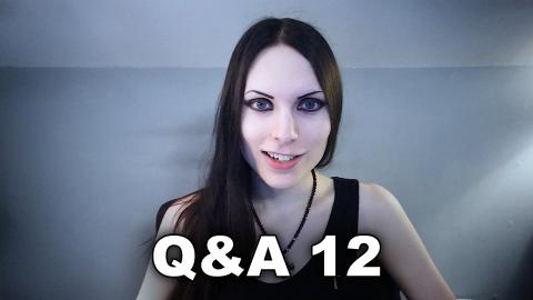 Q&A 12 + Weird Messages (May, 2015 - June, 2015)