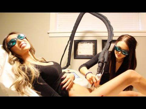 FULL BRAZILIAN Laser Hair Removal