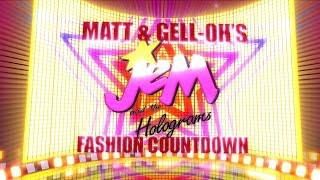 Matt And Gell-oh Talk Jem The Movie: Episode 2 - Favourite Jem And The Holograms Fashions W/ Jason