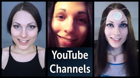 My Other YouTube Channels | Elle Stone & Iris Fae