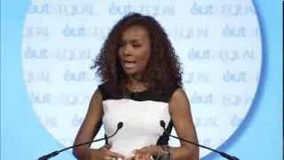 Janet Mock - 2013 Out&Equal Workplace Summit