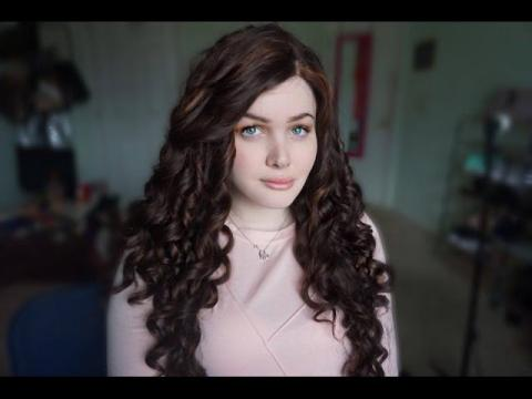 Super Full and Luscious Curly Hair Wig Review! | Donalove Hair SYN031
