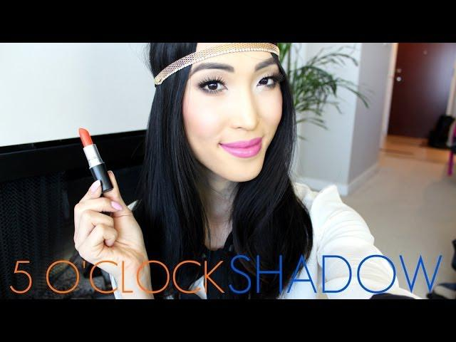 How To Cover  5 O'clock Shadow