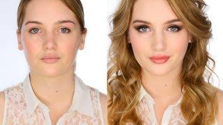 Grown Up Girly / Date Night  Makeup Tutorial