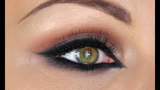 ARABIC STYLE MAKE-UP TUTORIAL - HAIFA WEHBE