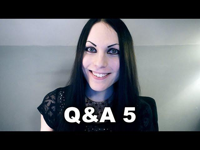 Q&A 5 + Weird Messages (March, 2014 - April, 2014)
