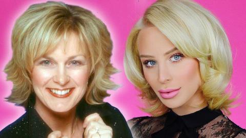 Memories of My Mom + Her Makeup Look   Gigi