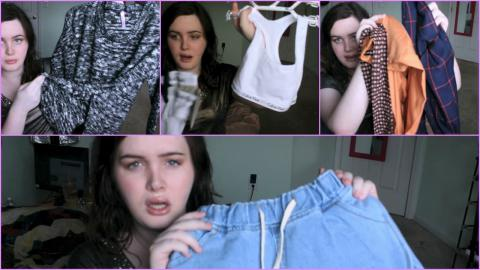 Clothing Haul: Calvin Klein Bras, Trendy and Yeezy For LESS!!