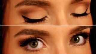 Perfect Drugstore Matte Eye Tutorial