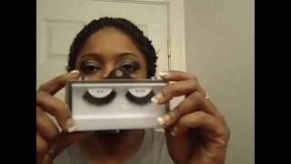 Make Up 101 (5): Applying False Eyelashes