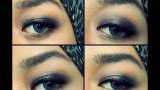 Makeup Tutorial : Smokey Eye