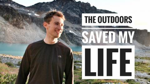 How The Outdoors Saved My Life | Benton Sorensen