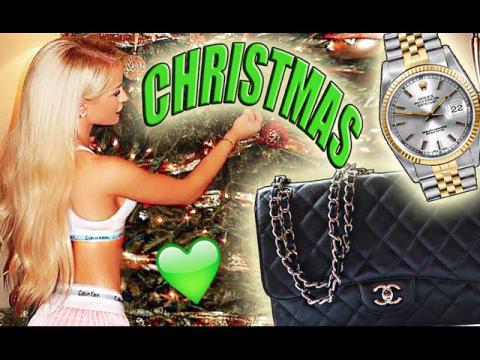 What I Got For Christmas + House Tour! | Gigi