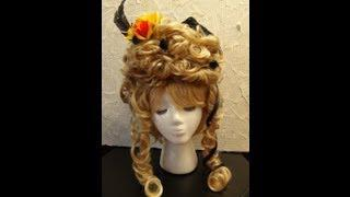 How To Style A Costume Wig