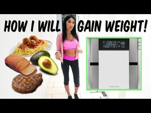 How I Will GAIN WEIGHT!