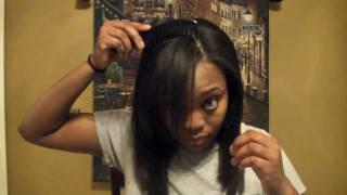 #3: Hair Extensions Tutorial (clip-ins) -
