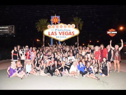 Viva Wild Side 11 Movie (P1 of 2) Transgender Las Vegas 2017