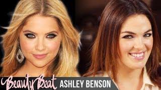 The Beauty Beat: Ashley Benson Makeup Tutorial!