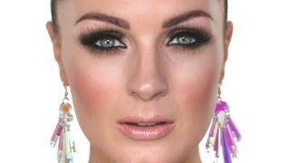 Kim Kardashian Seriously Smoky Makeup Tutorial