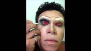 Makeup Drag Queen Transformation Carnaval By Renato Cezzar