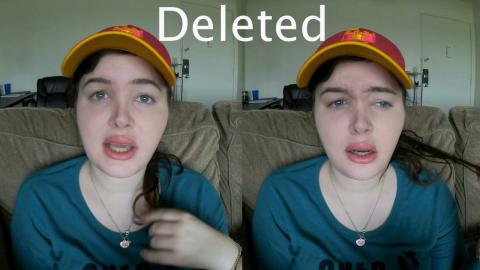 I Deleted All Of My Older Videos.
