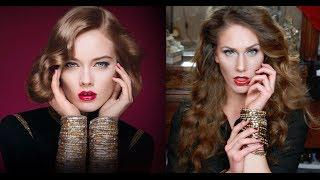 Chanel Beauty Holiday Makeup Tutorial Inspired Glamour Look!