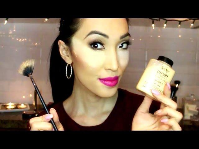 How To Highlight, Contour & Blush