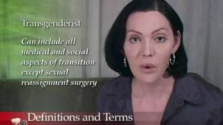 Coming Out 05 - Transsexual Definitions&Terms