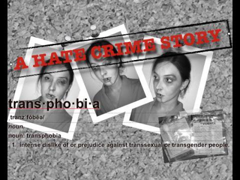 A HATE CRIME STORY - TRANSPHOBIA | Caroland