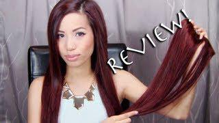 Luxy Hair Extensions Review!