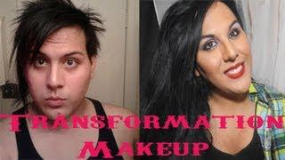 Boy To Girl: Transformation Makeup Tips