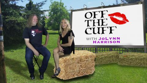 Off The Cuff With guests Impresario James Jones (Jamestock) and Guitarist Max Frye