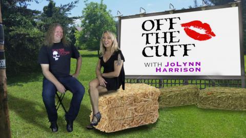 Off The Cuff With guests Impresario James Jones (Jamestock) and Guitarist Max Frye