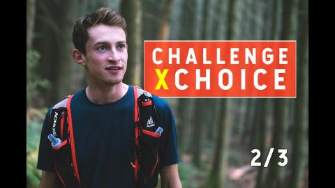 CHALLENGE X CHOICE #2 | Keep Stepping Forward