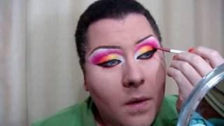 Drag Queen Make-up Tutorial - Parte 3