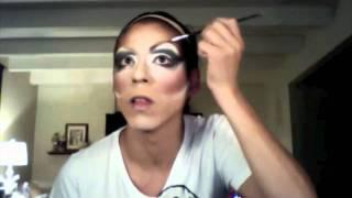 Drag Queen Makeup- Reyna