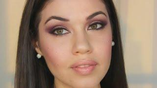 Simple Arabic Eyes Makeup Tutorial