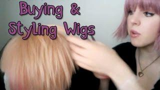 Cosplay 101: Buying And Styling Wigs