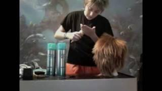 Wig Styling With Guni (Sora From Kingdom Hearts)